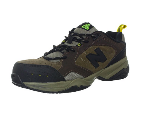 Men's Steel Toe Work Shoe by New Balance