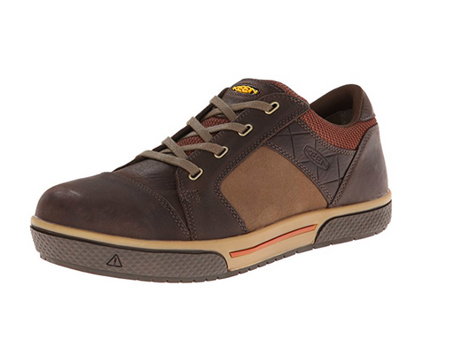 Men's Low Steel Toe Work Shoe by KEEN Utility - Destin Edition