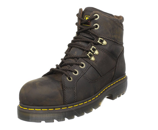 Ironbridge Safety Toe Work Boot by Dr. Martens