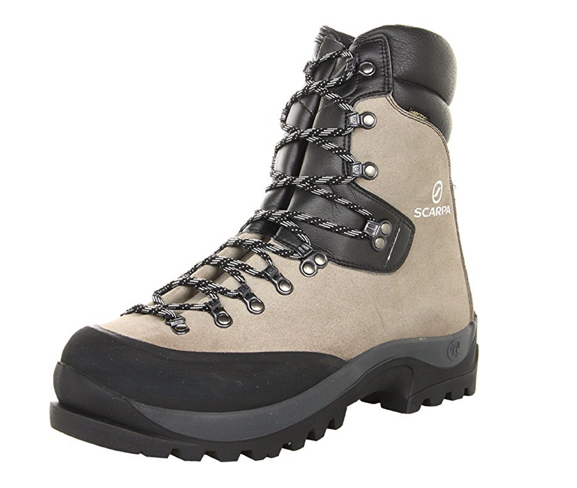 Men's Mountaineering Boot by Scarpa - Wrangell GTX Edition