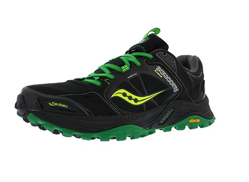 Xodus 4.0 Running Shoes for Heavy Men by Saucony