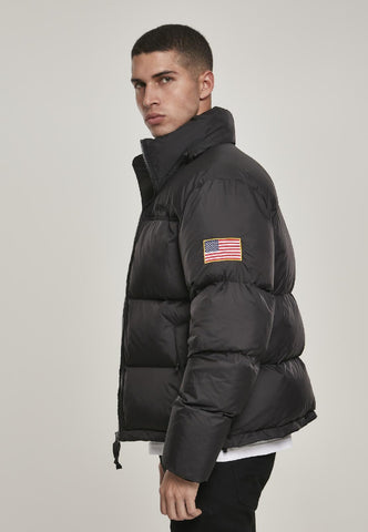 NASA Two-Toned Puffer Jacket