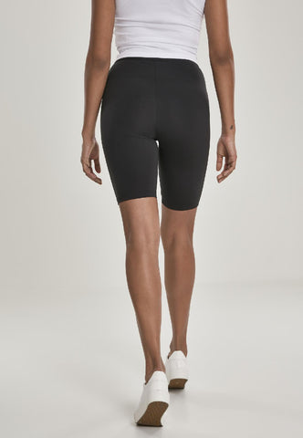 Ladies High Waist Cycling Shorts