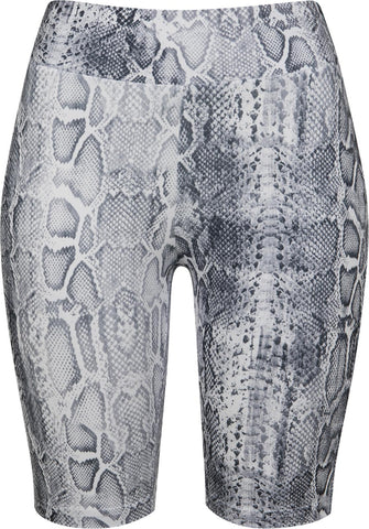 Ladies Cycle Pattern Shorts
