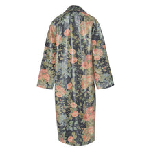 Bingo Rose Trench Raincoat - BOO PALA LONDON