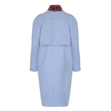 Baby Blue Coat - BOO PALA LONDON