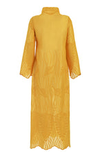 Load image into Gallery viewer, Recycled Alanis Kaftan - Mustard