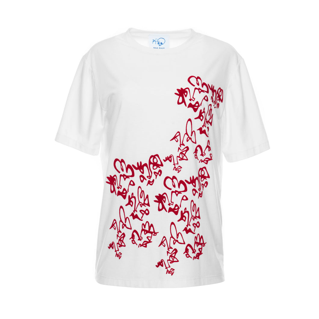 Doodles T-Shirt - BOO PALA LONDON