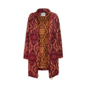 Magic Carpet Jacket - Red - BOO PALA LONDON