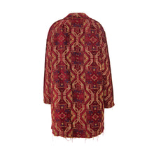 Load image into Gallery viewer, Magic Carpet Jacket - Red - BOO PALA LONDON