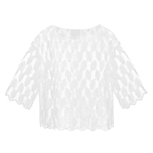 Leaf Blouse - BOO PALA LONDON
