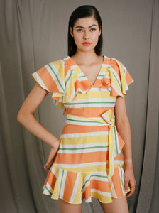 Orenji Dress - BOO PALA LONDON
