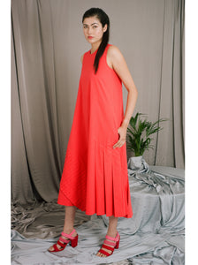 Chinese Lantern Dress - BOO PALA LONDON