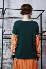 Unisex Emerald Sweatshirt - BOO PALA LONDON