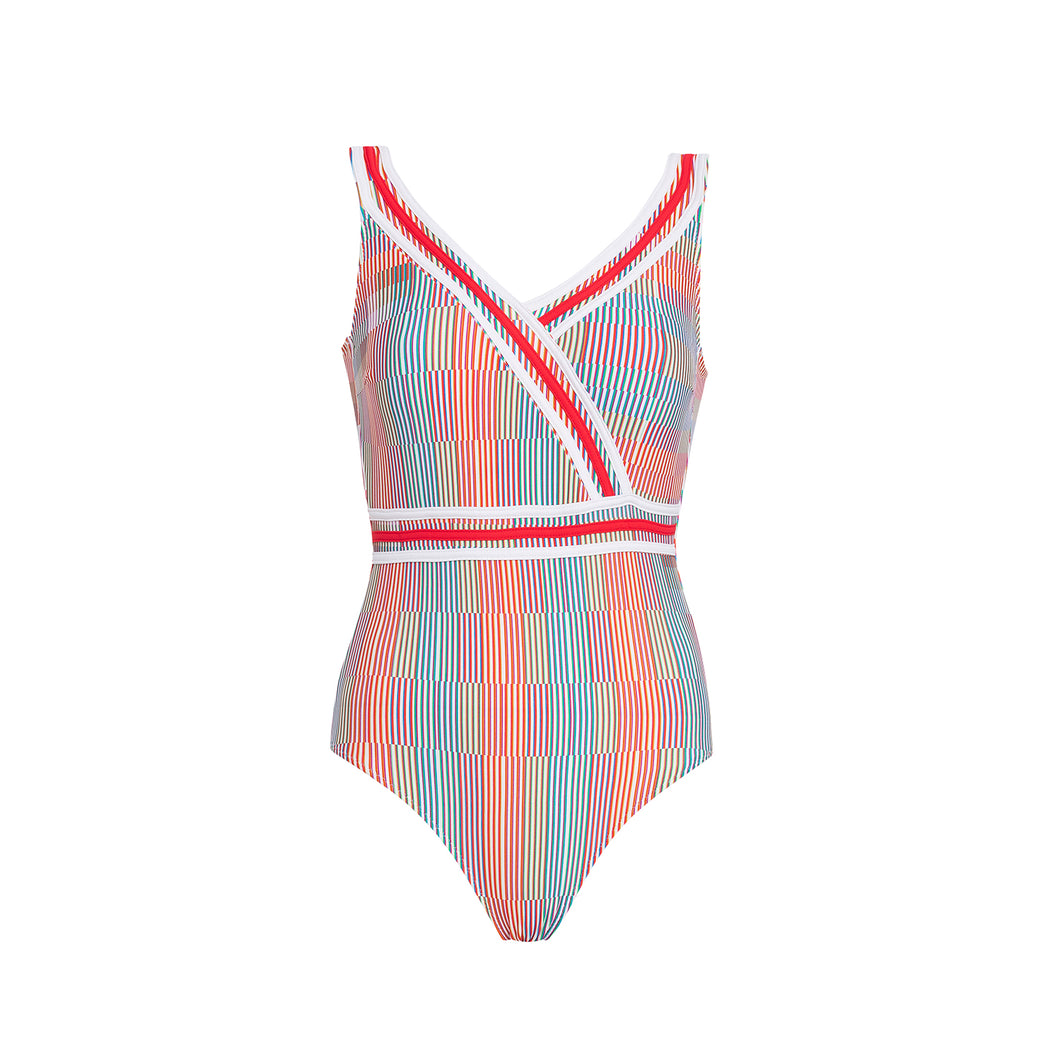 Stripe Lines Swimsuit