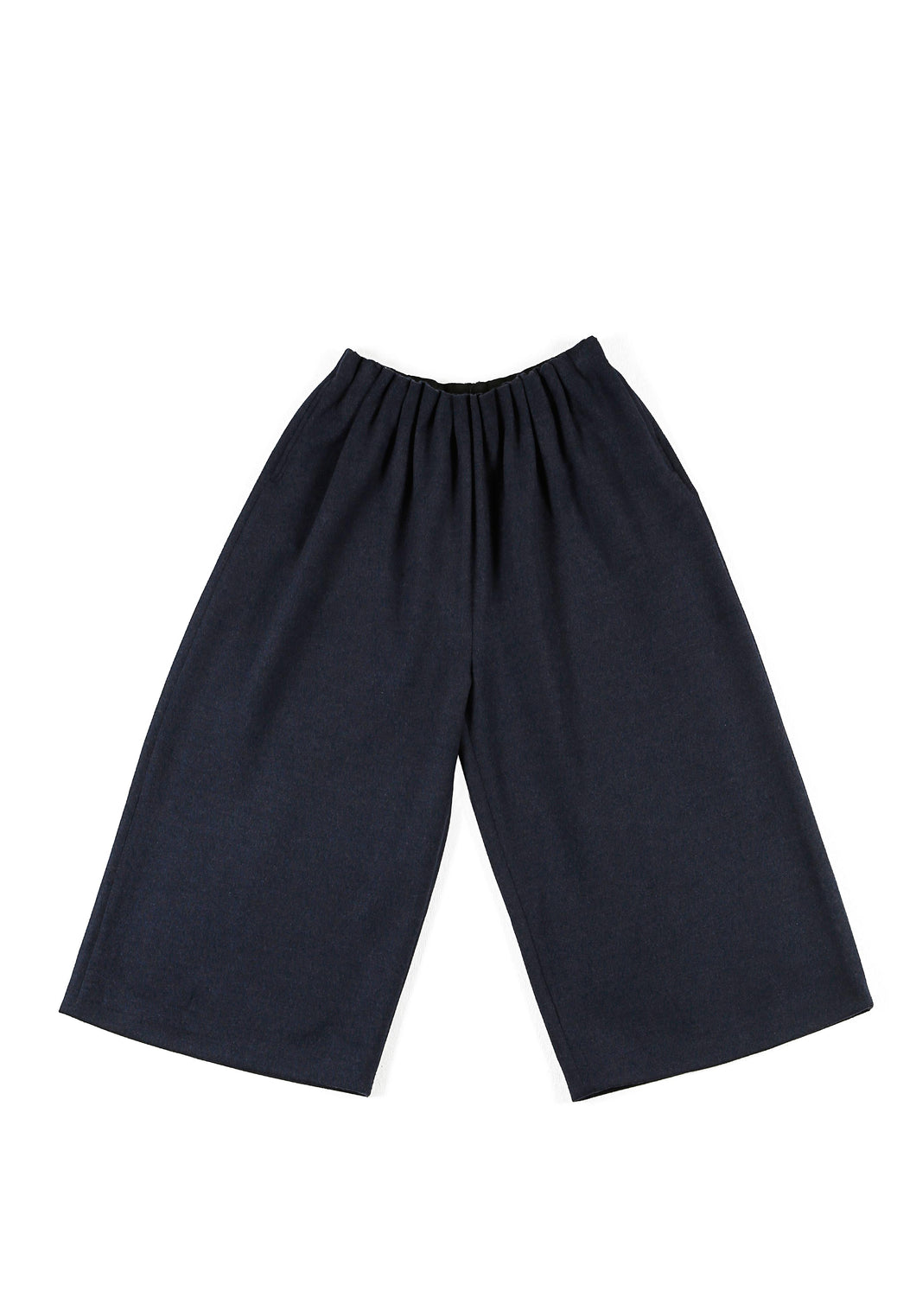 RIKA TROUSERS - NAVY - BOO PALA LONDON