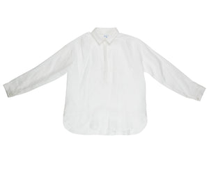 Alison Linen Shirt - BOO PALA LONDON