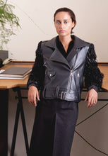 Load image into Gallery viewer, Boogie Electric Biker Jacket - BOO PALA LONDON
