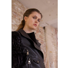 Load image into Gallery viewer, Boogie Electric Biker Jacket