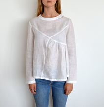 Load image into Gallery viewer, Rafa Linen Blouse - BOO PALA LONDON