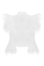 Load image into Gallery viewer, Emi Feathers Shirt