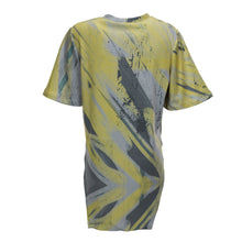 Unisex Grey & Lime T-Shirt - BOO PALA LONDON