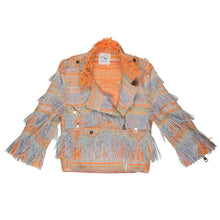 Marcela Biker Jacket - BOO PALA LONDON