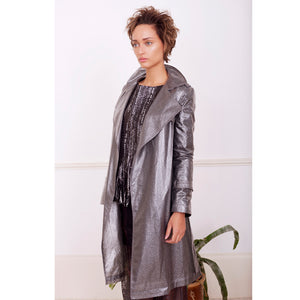 The Purpose Maker Raincoat - BOO PALA LONDON
