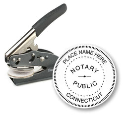 Connecticut Notary Embosser
