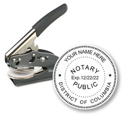 Washington D.C. Notary Embosser