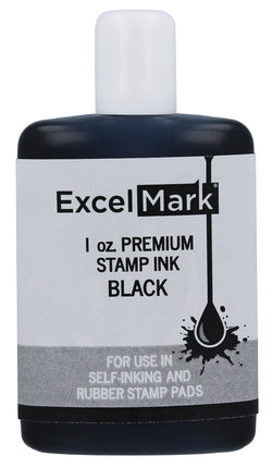 ExcelMark Self-Inking Ink - 1 oz.