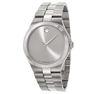 Movado Collection 0606556 Men's Stainless Steel Watch | Overstock.com Shopping - The Best Deals on Movado Men's Watches