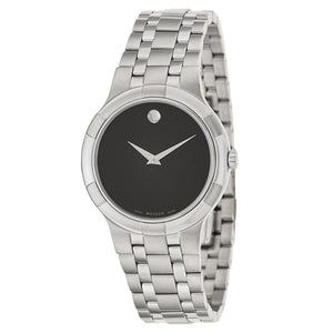 Movado Men's 'Metio' Stainless Steel Swiss Quartz Watch | Overstock.com Shopping - The Best Deals on Movado Men's Watches