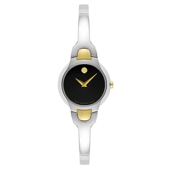 Movado Women's 0606948 Kara Two-tone Stainless Steel Swiss Quartz Watch | Overstock.com Shopping - The Best Deals on Movado Women's Watches