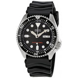 Seiko Men's Automatic SKX007K Black Rubber Automatic Watch | Overstock.com Shopping - The Best Deals on Seiko Men's Watches