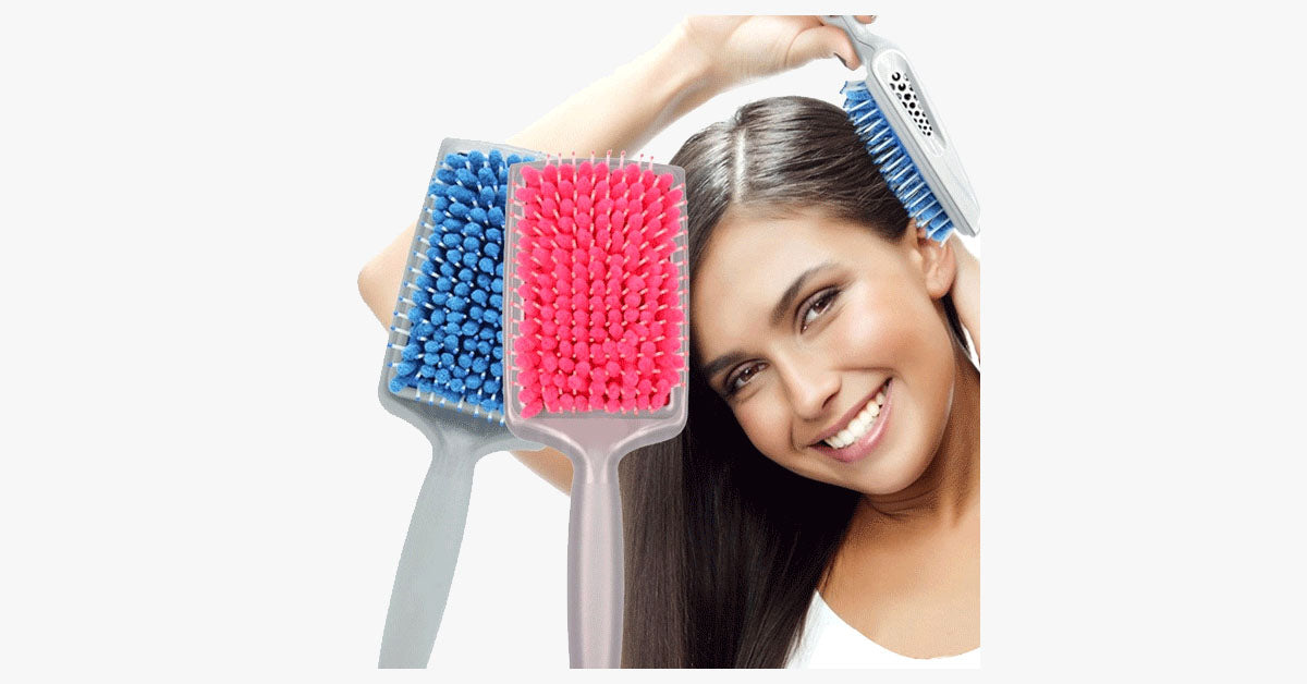 Easy Dry Hair Brush - FREE SHIP DEALS