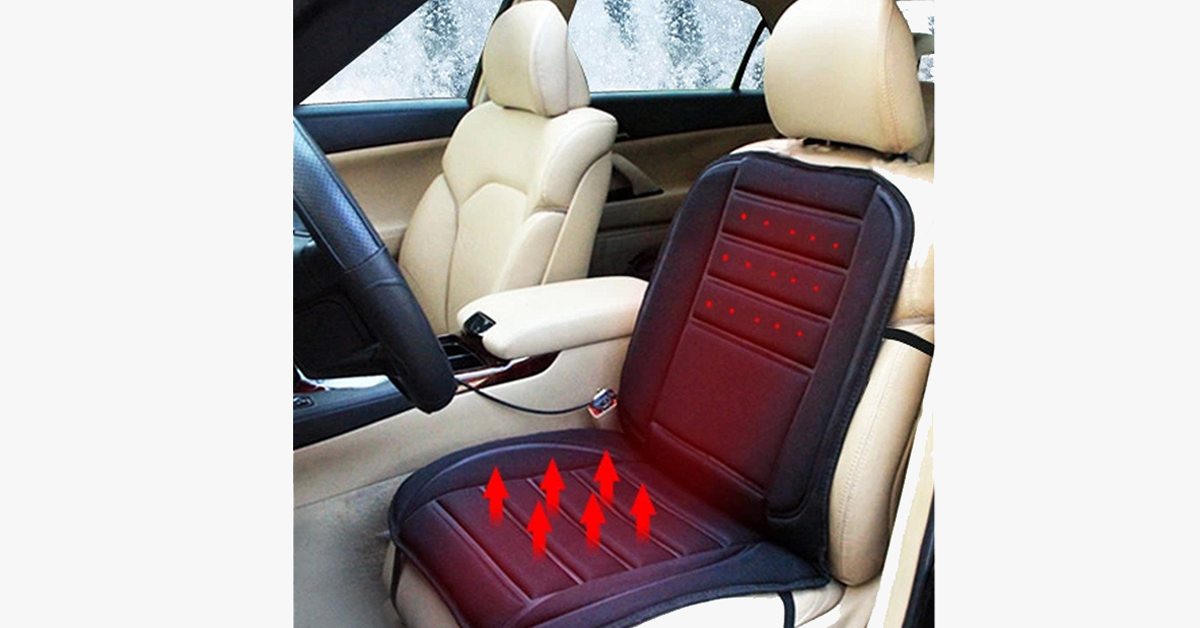 Car Seat Warmer FREE SHIP DEALS