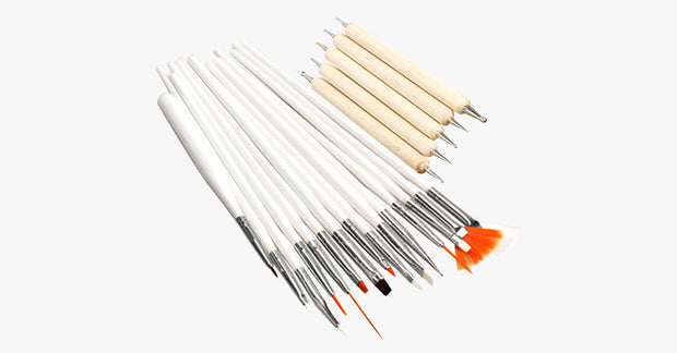Professional Nail Art Set - FREE SHIP DEALS