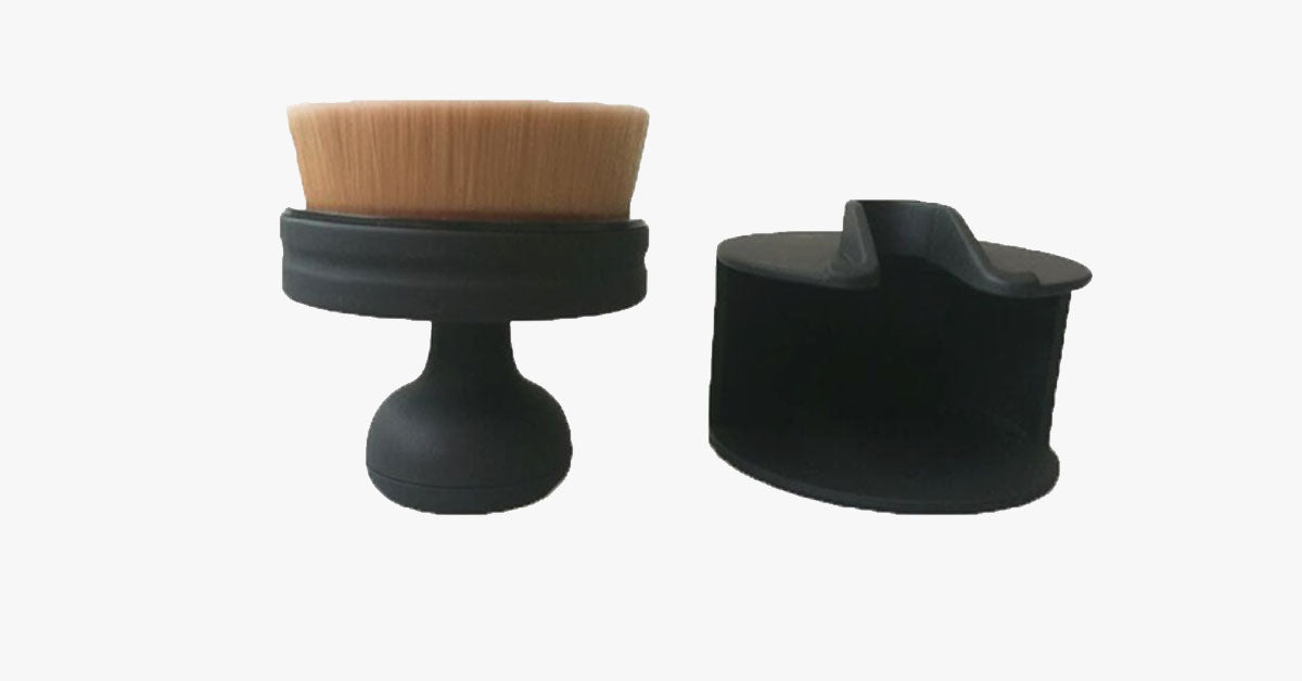 Puff Powder Brush - FREE SHIP DEALS