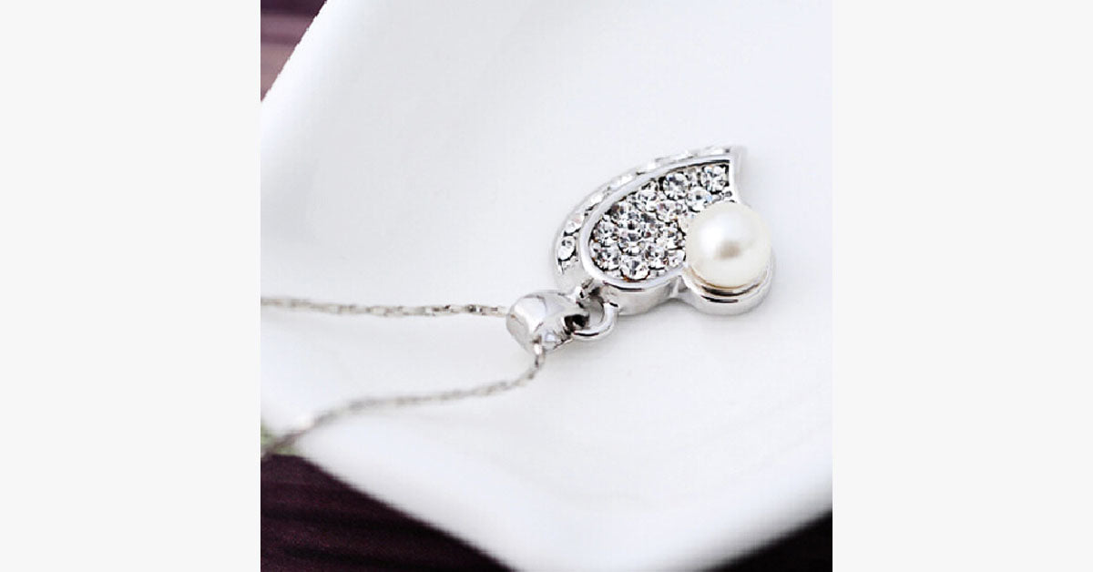Pure and fresh pearl heart pendant free ship deals pure and fresh pearl heart pendant free ship deals aloadofball Image collections