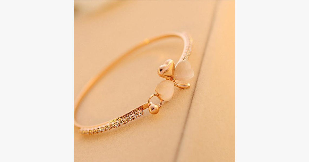 Sweet Clover Bangle