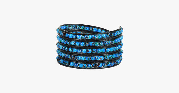 Deep Ocean Wrap Bracelet - FREE SHIP DEALS