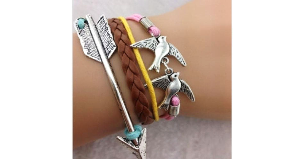Soaring Forward Bracelet