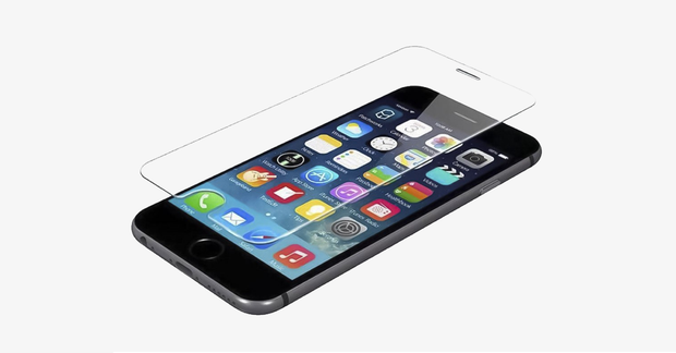 iPhone 6 Plus 0.30mm Ultrathin Anti-Scratch Tempered Glass Screen Protector