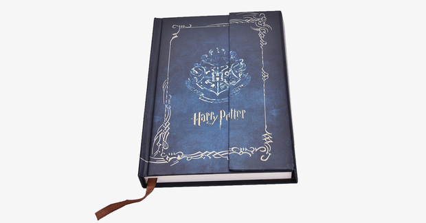 Harry Potter Vintage Notebook - FREE SHIP DEALS