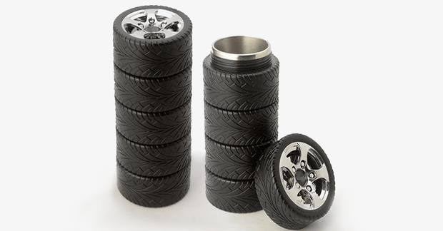 Tire Mug – Upgrade Your Coffee Mornings!