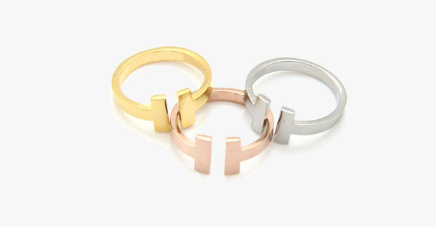 T-Style Adjustable Ring