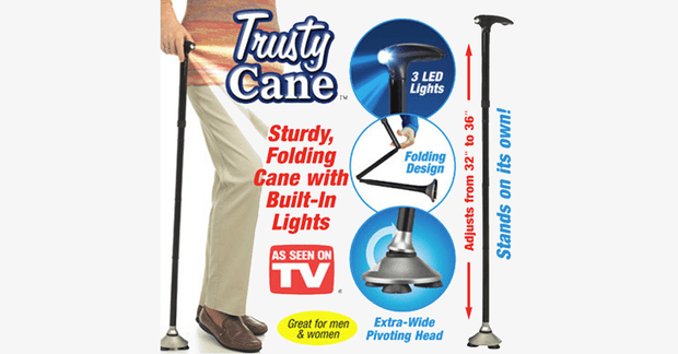 Trusty Cane - FREE SHIP DEALS