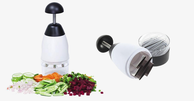 Vegetable and Fruit Slap Chopper - FREE SHIP DEALS