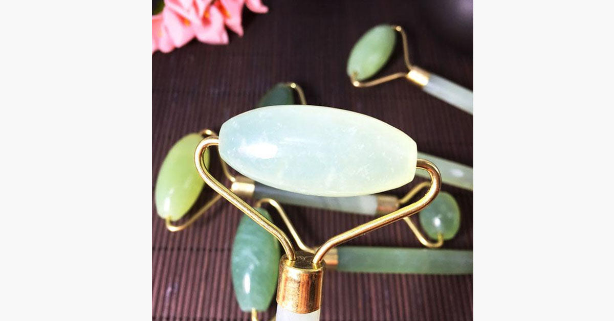 Jade Facial Massager